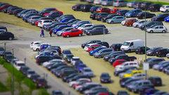 Деньги из воздуха: кто и как пилит бюджет на воображаемых парковках