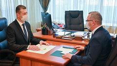 Владислав Шапша: необходимо обеспечивать безопасность сельхозпроизводства