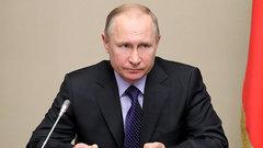 Россияне стали меньше доверять Путину— опрос