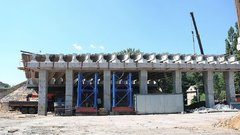 В Воронеже осенью откроется виадук на улице 9 Января