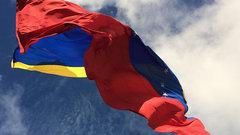За осквернение статуи Чавеса в Венесуэле задержаны три человека