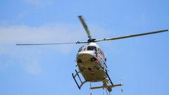 Вертолет санавиации спас 266 жителей Волгоградской области