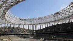 Вокруг стадиона в Нижнем Новгороде построят Медиацентр и центр волонтеров