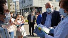 Врачи поделились с Голиковой и Мурашко опасениями по второй волне коронавируса