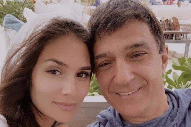 Кирилл Шубский и его дочь Анастасия Овечкина
