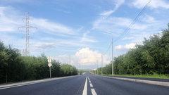 4-полосную дорогу в Сургуте введут в эксплуатацию раньше срока