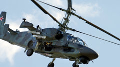 На авиасалоне в Ле Бурже отменен полет российского вертолета Ка-52