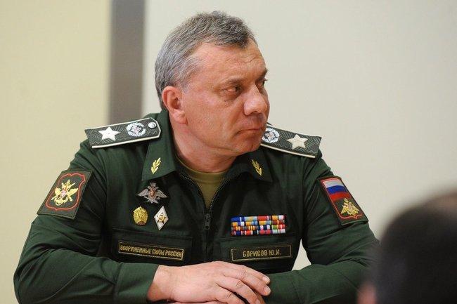 Вице-премьер Юрий Борисов