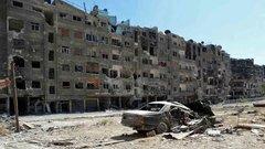 """Террористы обстреляли госпиталь """"Ибн Сина"""" на окраине Дамаска"""