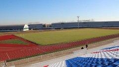 В Тимашевске капитально отремонтировали местный стадион
