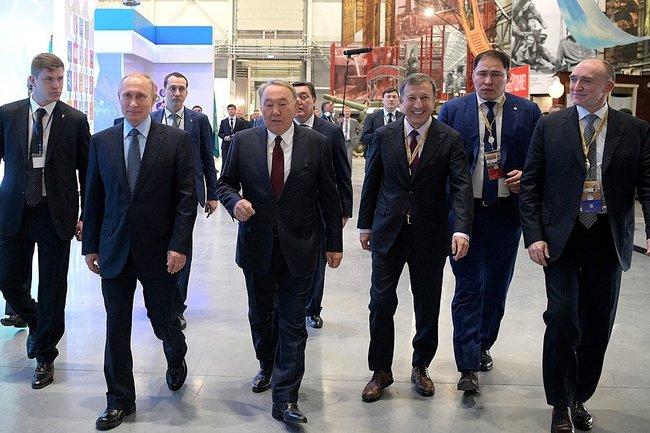 Президент пообещал помочь в развитии Челябинска