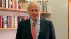 Бандеровское приветствие Джонсона обрадовало украинцев