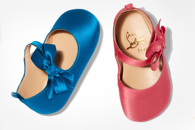 Christian Louboutin впервые представил детскую коллекцию обуви 7e059fe86c5