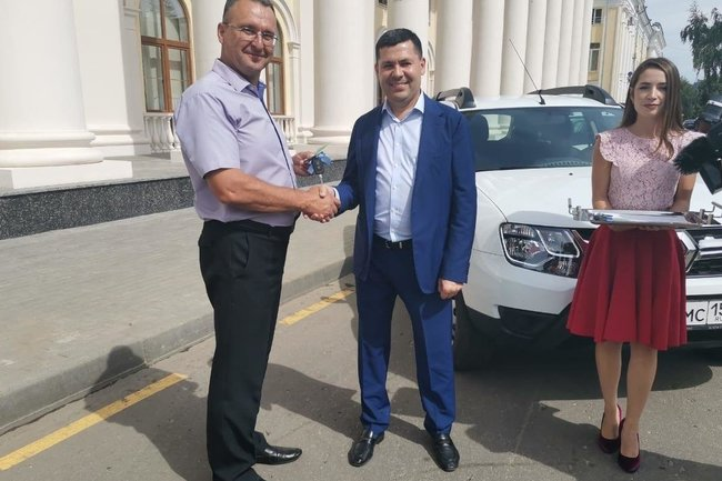 В Нижегородской области закупили внедорожники для регионального экологического надзора