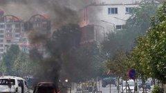 Ошибочка вышла: США признали, что зря сбросили на Кабул бомбу