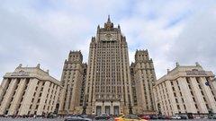 Москва выразила протест Вашингтону из-за дипсобственности