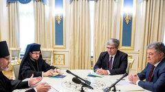 Верховная рада поддержала раскольнические амбиции Порошенко