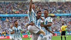 Аргентина обыграла Нигерию и вышла в плей-офф ЧМ с первого места