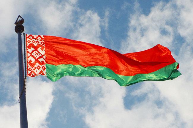 Белоруссия флаг