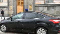 В Москве грабители напали на фельдъегерский автомобиль