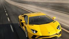 Lamborghini представила суперкар Aventador S