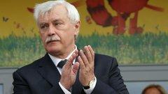 Полтавченко хочет улучшить бизнес-среду в Петербурге