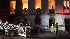 ВНациональном музее Бразилии сгорели более 20млн экспонатов