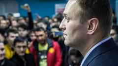 Навальный иВолков хотят заработать назадержанных намитинге вМоскве