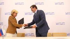 Глеб Никитин и Ольга Голодец подписали соглашение по использованию цифровых платформ в сфере здравоохранения