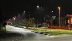 В Череповце установят новые фонари за 40 млн рублей
