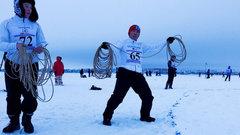На Ямале продолжается турнир по северному многоборью