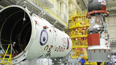 Космическую отрасль пытаются спасти отразорения