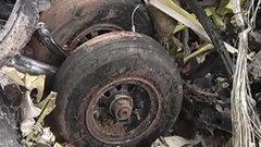 Самолет разбился в Волгоградской области