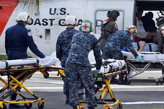 Власти США заподозрили в сокрытии информации о тысячах жертв урагана