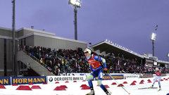 Тюмень примет чемпионат России побиатлону