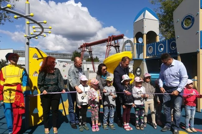 О детях в Пушкино заботятся, а вот когда они подрастут, начинаются проблемы...