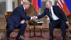 Путин предложил Трампу решить украинский вопрос референдумом