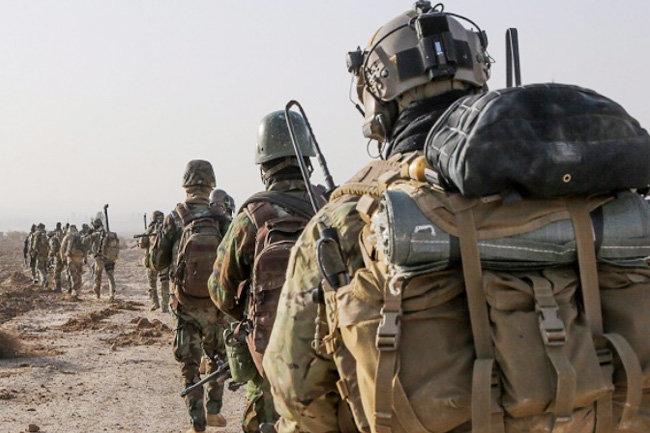 Сирия армия США