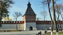 В Тульской области отреставрируют пять объектов к 500-летию кремля