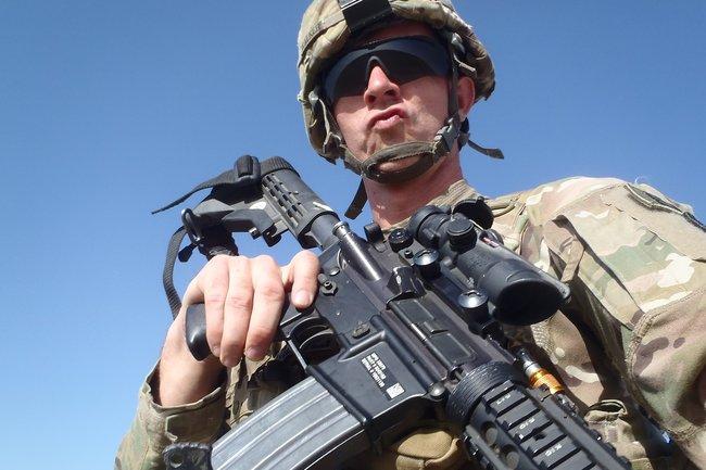 В Афганистане станет больше американских военных