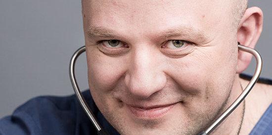 Вячеслав Вячеславович Бабин, медицинский директор, практикующий врач-терапевт клиники «Рассвет».
