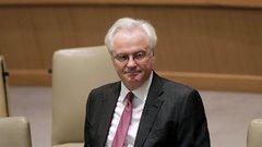 Совбез ООН почтил память Чуркина минутой молчания