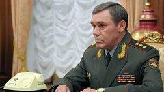 Начальник Генштаба ВС РФ пообщался с Пентагоном