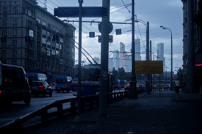 Собянин против Путина, Москва против России
