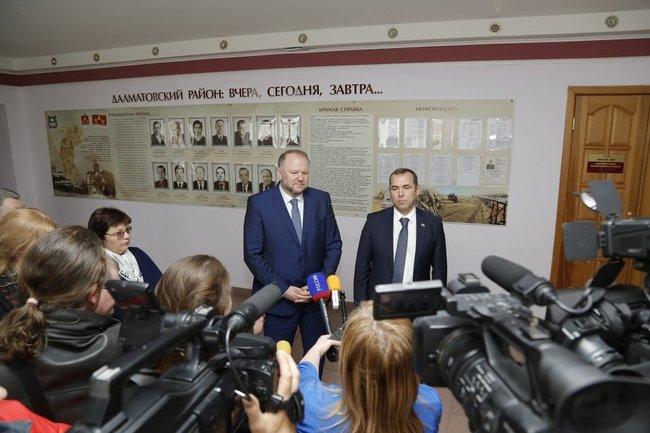 Николай Цуканов и Вадим Шумков