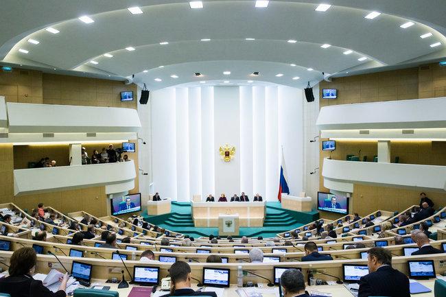 Совет Федерации одобрил повышение МРОТ допрожиточного минимума с1мая