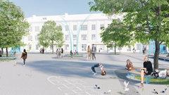 Три проекта благоустройства общественных территорий презентованы в Камышине