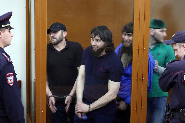 Юристы семьи Немцова просят Верховный суд поменять статью