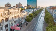 На рабочей неделе до + 26 градусов потеплеет в Воронеже