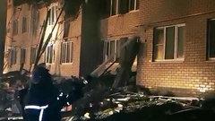 В Нижегородской области взорвался жилой дом